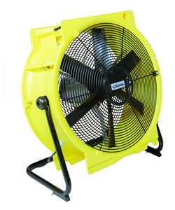 Fans and Vacuums