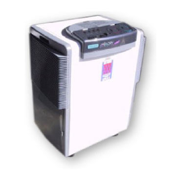 DH250R Dehumidifier-Heater